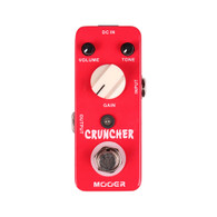 NEW MOOER CRUNCHER - HIGH GAIN DISTORTION