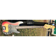 SOLD - 1978 FENDER PRECISION BASS - SUNBURST