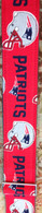 NEW LIMITED EDITION JODI HEAD NEW ENGLAND PATRIOTS GUITAR STRAP V1