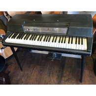 SOLD - WURLITZER ELECTRIC PIANO 200 GREEN