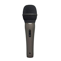 NEW CAD AUDIO CAD25A SUPERCARDIOID DYNAMIC MICROPHONE WITH ON/OFF SWITCH