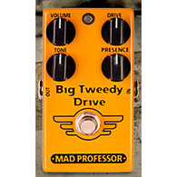 NEW MAD PROFESSOR BIG TWEEDY DRIVE