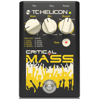 NEW T.C. ELECTRONIC HELICON CRITICAL MASS