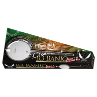 NEW DEAN B3 5-STRING BANJO PACK