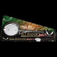 NEW DEAN B3 5-STRING BANJO PACK