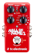 NEW TC ELECTRONIC HALL OF FAME 2 - REVERB