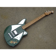 SOLD - Reverend Modded Billy Corgan Signature - Joe Naylor's Personal Guitar!