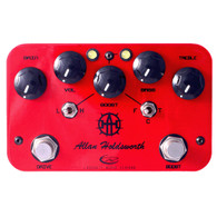 NEW J ROCKETT AUDIO DESIGNS ALLAN HOLDSWORTH OVERDRIVE / BOOST