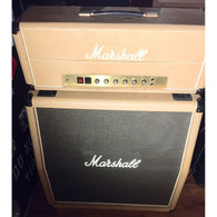 SOLD - 1977 Marshall JMP 50 Watt head with 4x12