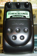 SOLD - IBANEZ SOUNDTANK TS-5 TUBE SCREAMER w/ 808 MOD