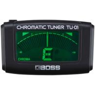 NEW BOSS TU-01 CHROMATIC TUNER