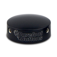 NEW BAREFOOT BUTTONS V1 - BLACK - 2 PACK