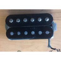 SOLD - Florence/Voodoo 59 B Black Pickup