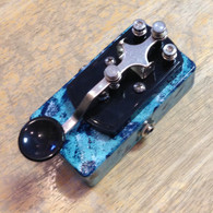 NEW COPPERSOUND TELEGRAPH STUTTER (CUSTOM COLOR - MARBLE BLUE 2)