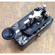 NEW COPPERSOUND TELEGRAPH STUTTER WITH POLARITY SWITCH (CUSTOM COLOR - MARBLE BLACK)