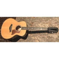 SOLD - 2015 Taylor 856 12-String