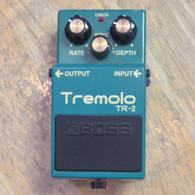SOLD - BOSS TR-2 TREMOLO