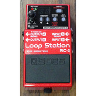 SOLD - BOSS RC-3 LOOP STATION