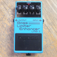 SOLD - BOSS LMB-3 BASS LIMITER ENHANCER