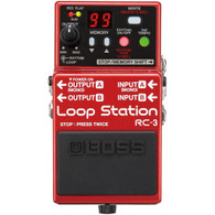 NEW BOSS RC-3 LOOP STATION