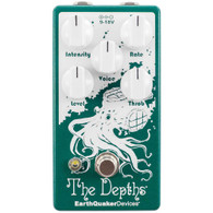 NEW EARTHQUAKER DEVICES The Depths