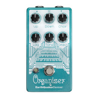NEW EARTHQUAKER DEVICES ORGANIZER V2 - POLYPHONIC ORGAN EMULATOR