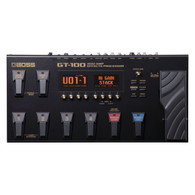 NEW BOSS GT-100 COSM AMPEFFECTS PROCESSOR
