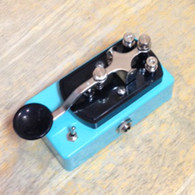 NEW COPPERSOUND TELEGRAPH STUTTER WITH POLARITY SWITCH (CUSTOM COLOR - SEAFOAM GREEN)