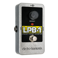 NEW ELECTRO HARMONIX LPB-1 LINE POWER BOOSTER PREAMP