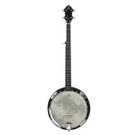 NEW HOHNER ARB40-M A+ RESONATOR 5-STRING BANJO W/ GIG BAG