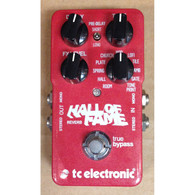 SOLD - TC ELECTRONIC HALL OF FAME REVERB