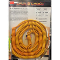 NEW LAVA 25' MORPH COIL STRAIGHT TO STRAIGHT ORANGES