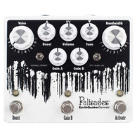 NEW EARTHQUAKER DEVICES PALISADES V2 - MEGA ULTIMATE OVERDRIVE