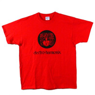 NEW ELECTRO HARMONIX T-SHIRT - RED - EXTRA LARGE