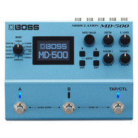 NEW BOSS MD-500 MODULATION PEDAL