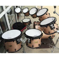 PORK PIE 9-PIECE DRUM KIT