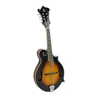 NEW HOHNER, USA A+ AFM40-TBS F STYLE MANDOLIN W/ GIG BAG