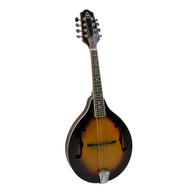 NEW HOHNER, USA A+ AAM40-TBS MANDOLIN W/ GIG BAG