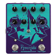 NEW EARTHQUAKER DEVICES Pyramids Stereo Flanging Device