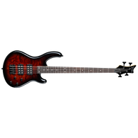 NEW DEAN EDGE 2 BURLED MAPLE - TOBACCO BURST