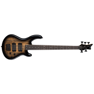 NEW DEAN EDGE 2 5-STRING - CHARCOAL BURST