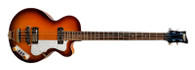 NEW HOFNER IGNITION PRO CLUB BASS -BURST
