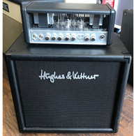 "Hughes & Kettner Tubemeister 18 Head with 112 1x12"" Extension Cabinet"