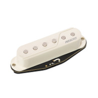 NEW FISHMAN Fluence Single Width Pickup for Strat - WHITE