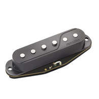 NEW FISHMAN Fluence Single Width Pickup for Strat - BLACK - One Pickup