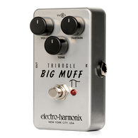 NEW ELECTRO HARMONIX TRIANGLE BIG MUFF PI DISTORTION SUSTAINER