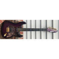 SOLD - Levinson Blade RH-4 Classic Misty Violet