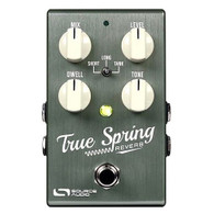 Source Audio BRAND NEW RELEASE!! True Spring Reverb/Tremolo *BUNDLE* W/ TAP TEMPO SWITCH
