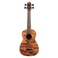 NEW Kala Exotic Mahogany U-BASS