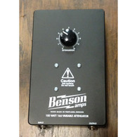 NEW BENSON 100 WATT ATTENUATOR